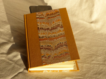 Big directory, ochre binding cloth